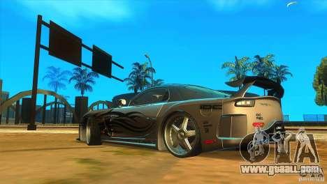 ENBSeries by Fallen for GTA San Andreas seventh screenshot