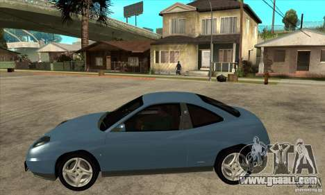 Fiat Coupe - Stock for GTA San Andreas left view
