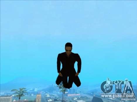 Matrix Skin Pack for GTA San Andreas eleventh screenshot