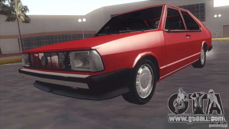 Volkswagen Passat TS 1981 Original for GTA San Andreas