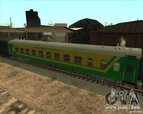 Passenger car No. 05808915 for GTA San Andreas