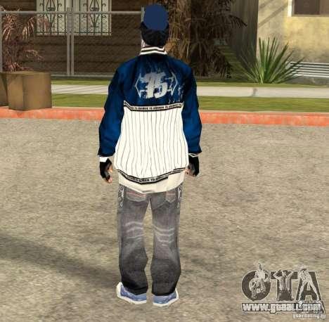 Compton Crips for GTA San Andreas second screenshot