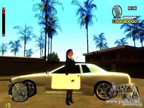 IPhone grenade v1 for GTA San Andreas second screenshot