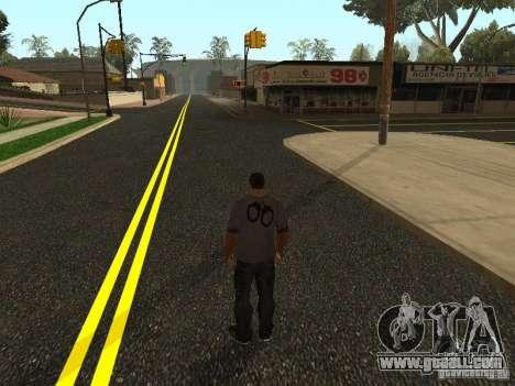 New roads in Los Santos for GTA San Andreas second screenshot