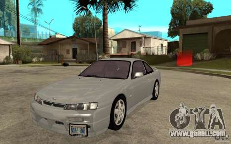 Nissan 200SX - Stock for GTA San Andreas