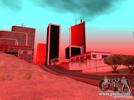 Weather manager for GTA San Andreas eleventh screenshot