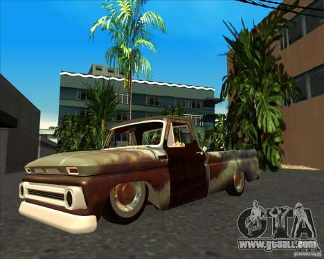 Chevrolet C10 Rat Rod for GTA San Andreas