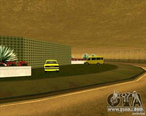 Priparkovanyj transport v 3.0-Final for GTA San Andreas forth screenshot