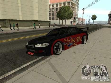 Nissan S15 vDragon for GTA San Andreas