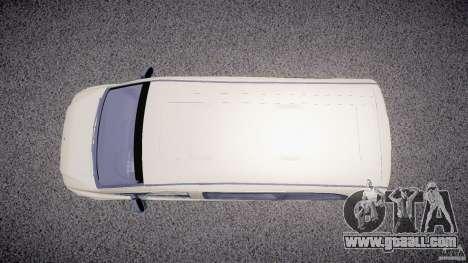 Mercedes-Benz Vito SportVIP for GTA 4 right view
