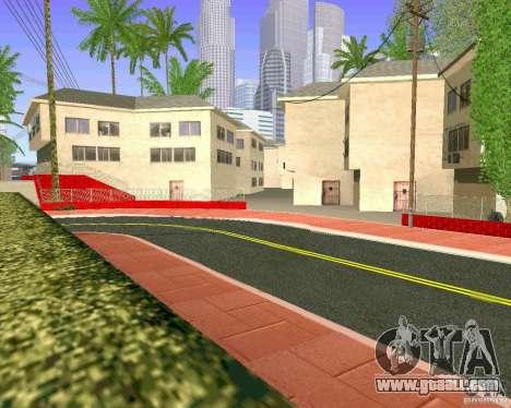 New Textures Of Los Santos for GTA San Andreas twelth screenshot