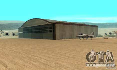 Air War for GTA San Andreas eleventh screenshot
