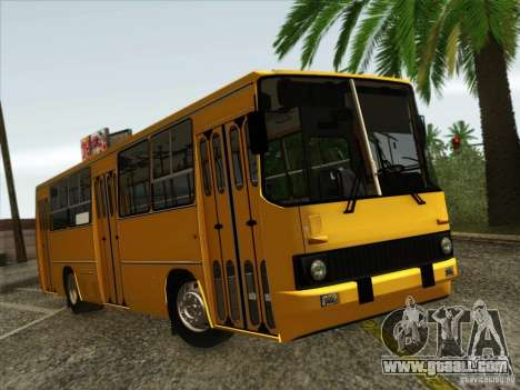 IKARUS 260 for GTA San Andreas right view