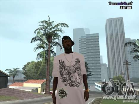 New skin Suite for GTA San Andreas forth screenshot