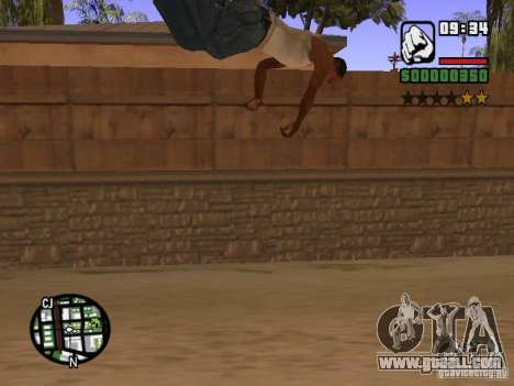 ACRO Style mod by ACID for GTA San Andreas twelth screenshot
