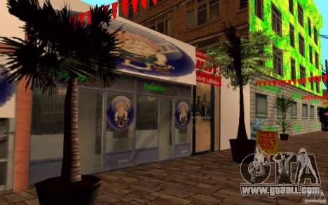 New Beach Street for GTA San Andreas third screenshot