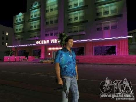 Tommy Vercetti BETA model for GTA Vice City second screenshot
