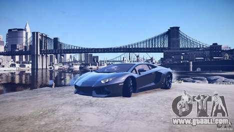 Lamborghini Aventador LP700-4 v1.0 for GTA 4 engine