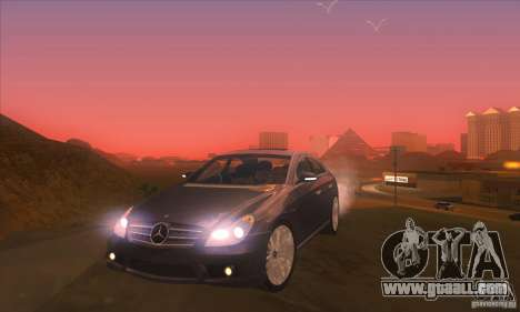 Mercedes-Benz CLS AMG for GTA San Andreas