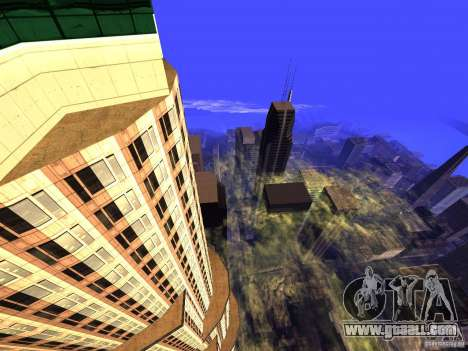 New San Fierro V1.4 for GTA San Andreas