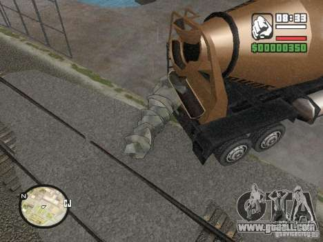 Chement for GTA San Andreas