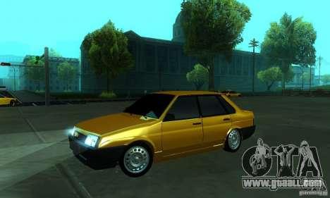VAZ 21099 PROTOCOL for GTA San Andreas