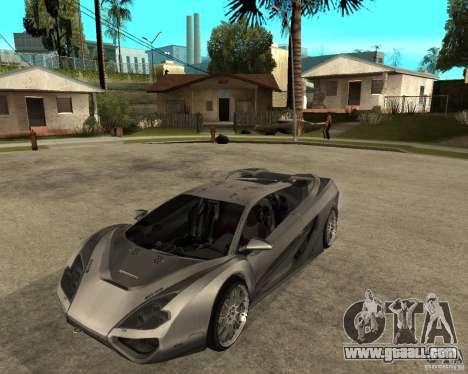 Nemixis for GTA San Andreas
