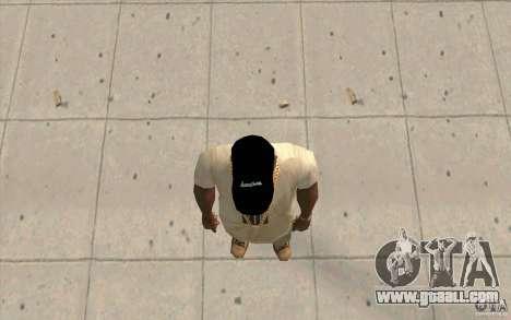 Cap WCC for GTA San Andreas third screenshot