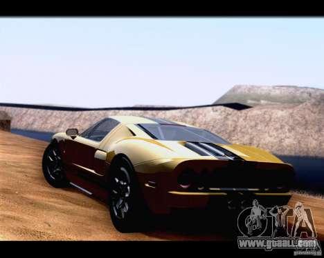 SA_NGGE ENBSeries for GTA San Andreas third screenshot