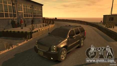 GMC Yukon 2010 for GTA 4