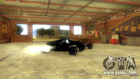 Lamborghini Concept for GTA San Andreas right view