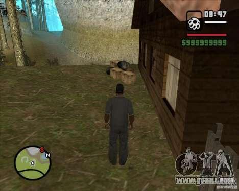 House Hunter v2.0 for GTA San Andreas fifth screenshot