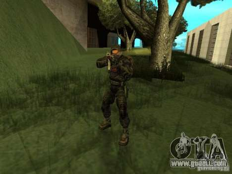 Member considers it of S.T.A.L.K.E.R. for GTA San Andreas third screenshot