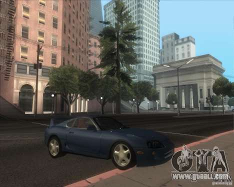 ENB from GTA VI come Back for GTA San Andreas third screenshot