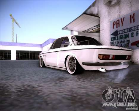 BMW 3.0 CSL Stunning 1971 for GTA San Andreas right view