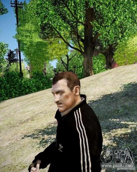 Old Niko for GTA 4 second screenshot