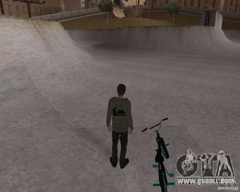 Tony Hawk for GTA San Andreas fifth screenshot