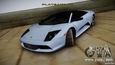 Lamborghini Murcielago Roadster for GTA San Andreas