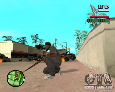 K98 for GTA San Andreas third screenshot