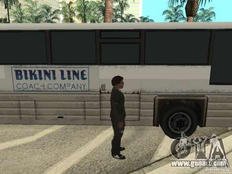 Bus line in Las Venturas for GTA San Andreas tenth screenshot