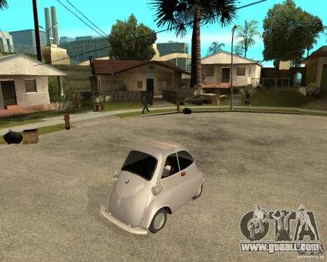 BMW Isetta for GTA San Andreas