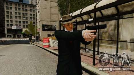Cole Phelps for GTA 4 forth screenshot