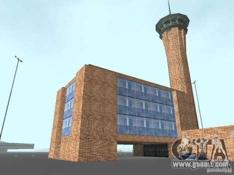 New Airport San Fierro for GTA San Andreas fifth screenshot