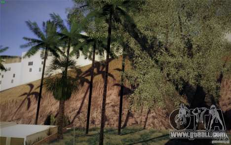 CreatorCreatureSpores Graphics Enhancement for GTA San Andreas fifth screenshot