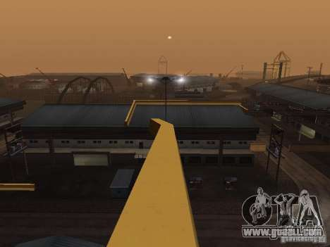 Huge MonsterTruck Track for GTA San Andreas eleventh screenshot