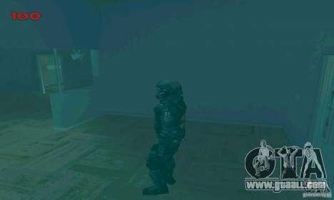 Seal of Ambrelly for GTA San Andreas seventh screenshot