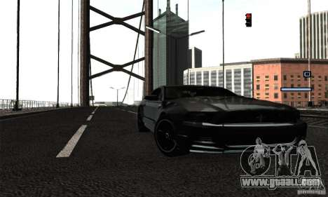 ENB Series 2013 HD by MR for GTA San Andreas fifth screenshot