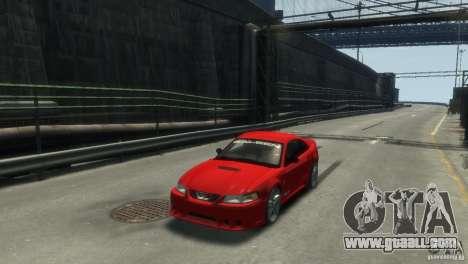SALEEN S281 for GTA 4