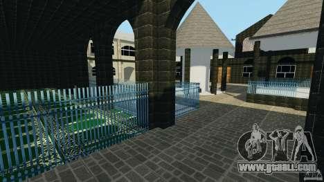 Grand Mosque of Diyarbakir for GTA 4 forth screenshot