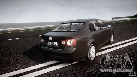 Volkswagen Jetta 2008 for GTA 4 side view